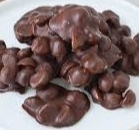 Milk Chocolate Macadamia Clusters