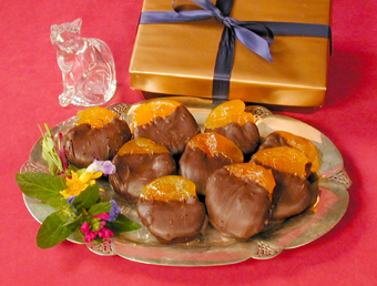 Milk Chocolate Australian Dipped Apricots