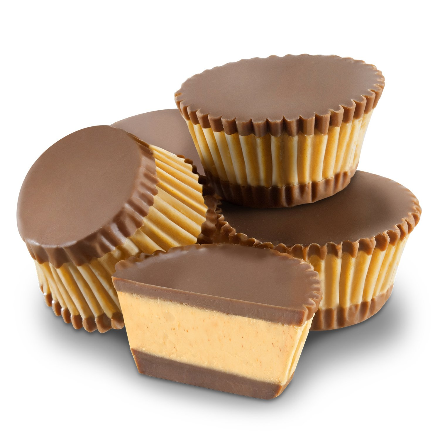 Sugar-Free Peanut Butter Cups