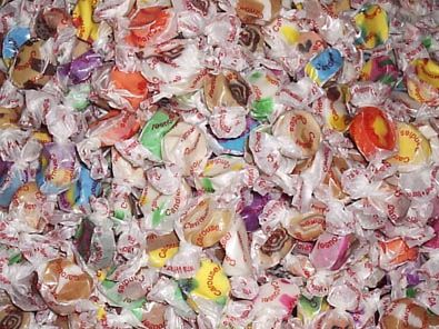 Sugar Free Salt Water Taffy - Assorted