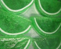 Fruit Sliced Gels - Sour Apple
