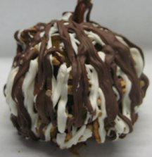 Milk & White Chocolate Pecan Apples
