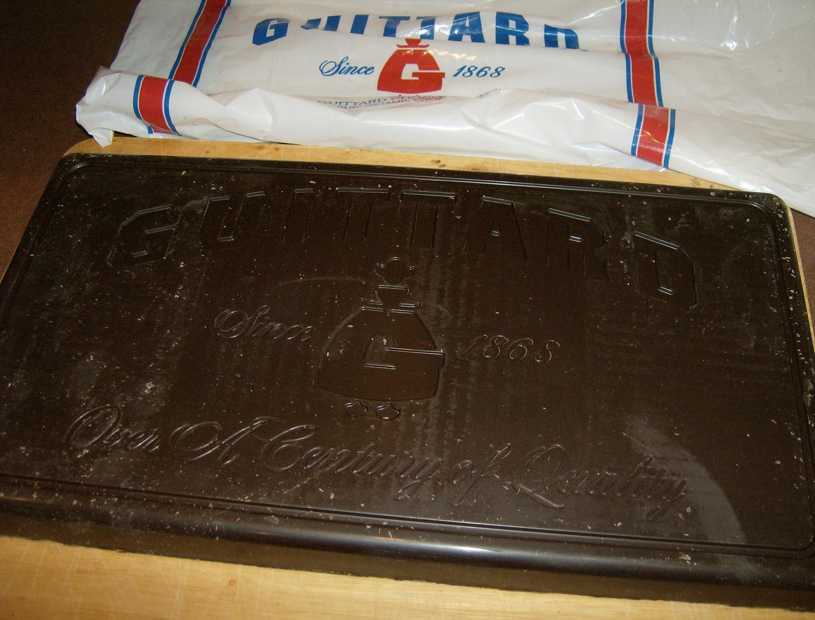 Guittard Choclate 10lb Slab