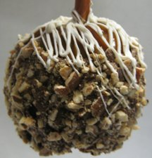 English Toffee Apples