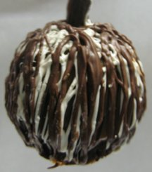 Triple Chocolate Meltdown Apples