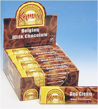 Kahlua &amp; Cream Bar Milk Item <Center>#C103434Garvey
